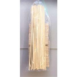 Zak met assortiment van 275 knutselhoutjes