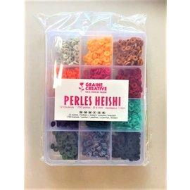 Heishi kralen - Trendy kleuren
