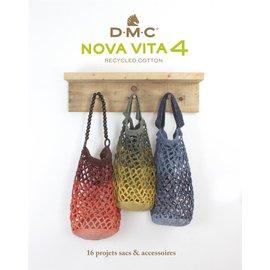 DMC Nova Vita patroonboek 16 designs NL