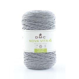 DMC Nova Vita 4mm  col.122 Grijs bad 804 250gr.