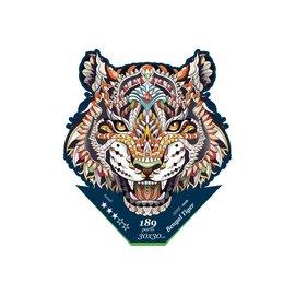 Houten Puzzel Bengal tiger 30x30cm