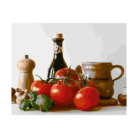 Painting by Numbers - Italian Still Life 40x50cm