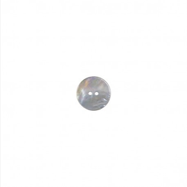 Knoop rond  18mm Nacre - parelmoer (natuur)