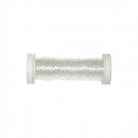 Nylondraad elastisch transparant 0,6mmx15m
