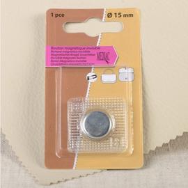Onzichtbare magnetische knop 15mm
