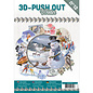 """3D - Push Out Book """"Winter"""""""
