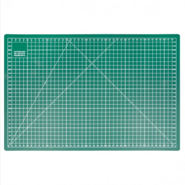 "Onderlegger "" Snijmat "" 60x45cm Groen"