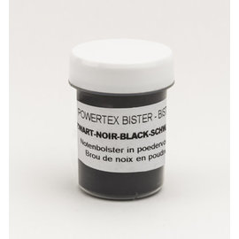 Powertex bister zwart 40ml.