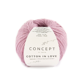 Cotton in Love 53 roze bad 46333