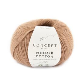 Katia Mohair Cotton 074 oudroze bad 44408