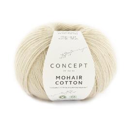 Katia Mohair Cotton 077 ecru bad 42291