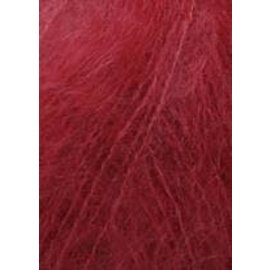 Lang Yarns MOHAIR LUXE 0060 Rood bad 212995