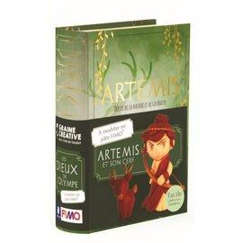 "Fimo kit ""ARTEMIS MYTHOLOGICAL"""