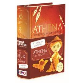 """Fimo kit """"ATHENA MYTHOLOGICAL"""""""
