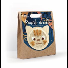 Punch Needle set Ø 150 mm - Kat