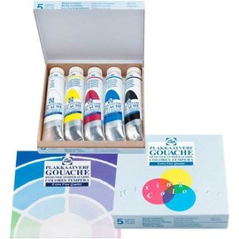 Talens Talens, Plakaatverf in tube 20ml, mixing colours