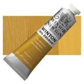 Winsor&Newton, Winton Oil Colour, Yellow Ochre, Serie 1