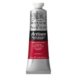 Winsor & Newton, Artisan, Cadmium Red Dark Serie2 37ml