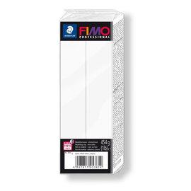 Fimo Professional boetseerklei 454g. wit