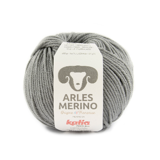 ARLES MERINO 69 Medium grijs bad 45336