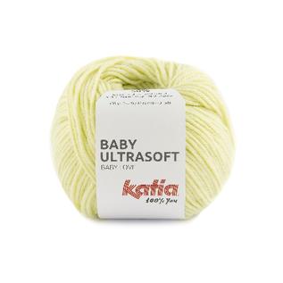 Katia BABY ULTRASOFT 62 Citroengeel bad 37771