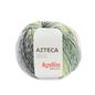 Katia AZTECA  7879 Lichtroze-groen-turquoise bad 41143