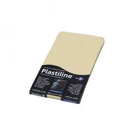 Plastiline - Klei 750g - ivoor - hard