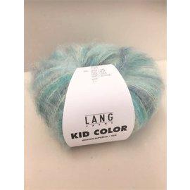 Lang Yarns Kid Color 0007 turquoise bad 4779 - 25g.