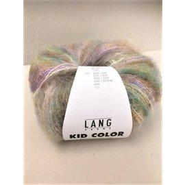 Lang Yarns Kid Color 0003 groenig bad 4775 - 25g.