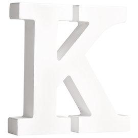 "Rayher Letter 11cm ""K"""