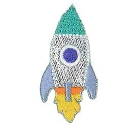 Applicatie Rocket ca. 4,5x2cm