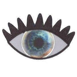 Applicatie Planet Eyes ca. 7x4,5cm