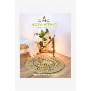 DMC Boek Nova Vita 4 recycled cotton