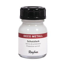 Rayher Deco-metallic beschermende vernis, 25 ml