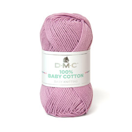DMC 100% Baby Cotton 769 Roze bad 8079