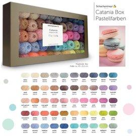 Schachenmayr Amigurumi Box - Pastel Colors 20 kleuren