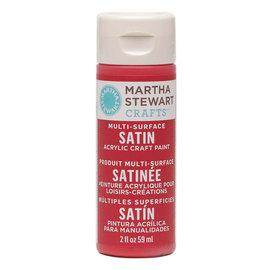 MARTA STEWART Martha Stewart craft paint HARANERO satin Multi-Surface