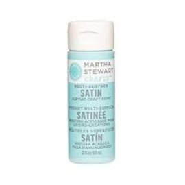 MARTA STEWART Martha Stewart craft paint SURF satin Multi-Surface