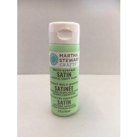 MARTA STEWART Martha Stewart craft paint MINT satin Multi-Surface