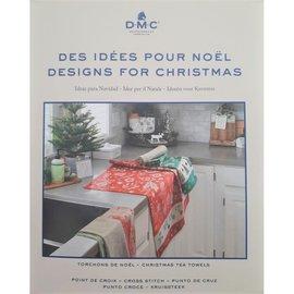 DMC Boek Ideeën voor Kerstmis