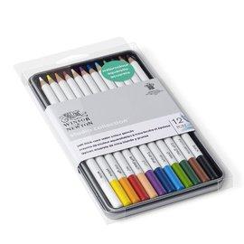 Winsor&Newton Winsor&Newton, Precision watercolour pencils, 12st.