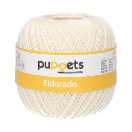 Puppets Puppets Eldorado dikte 10 50g 08926 ecru bad 264981