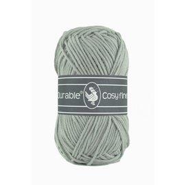 Durable Durable Cosy Fine 2228 Silver grey bad 0438