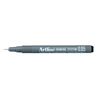 ARTLINE ARTLINE Drawing System  Permanent inkt 0.05mm-Black