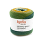 Katia MERINO BABY DEGRADÉ 304 Groen-Blauwgroen-Pastelgeel bad 37921