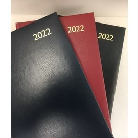 Agenda 2022 Zwart