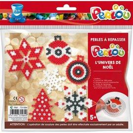 Set strijkparels Kerstfiguren