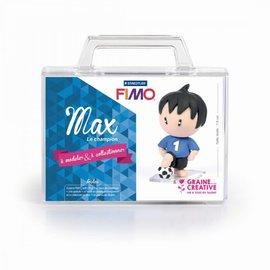"""Fimo Fimo set """"MAX LE CHAMPION """""""