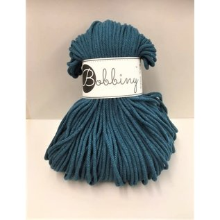 Bobbiny Bobbiny Junior 3mm Peacock-blue