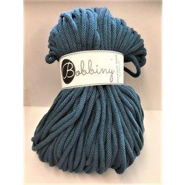 Bobbiny Bobbiny premium 5mm Peacock Blue